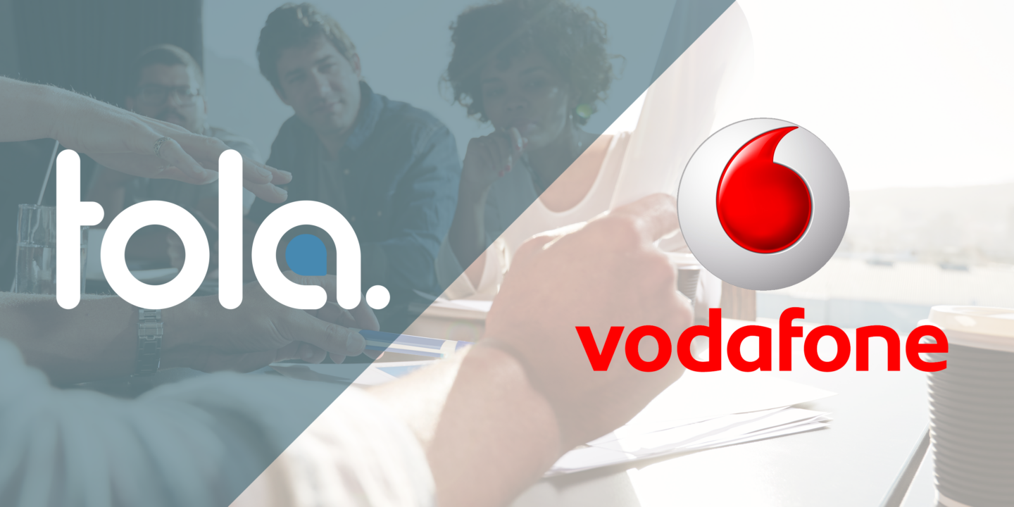 Tola Mobile and Vodafone joint event